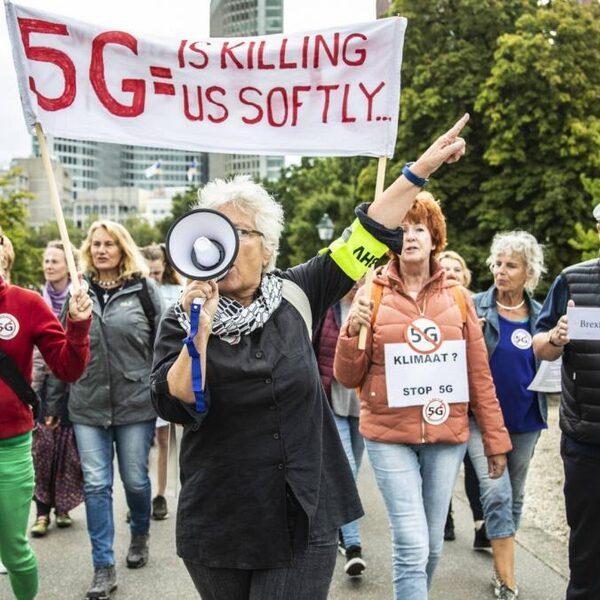 Staat: geen twijfel over veiligheid 5G
