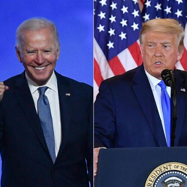Podcast De Dag: Trump of Biden: wat als het Hooggerechtshof moet beslissen?