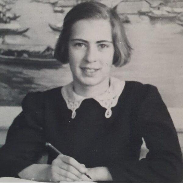 Eva Schloss, het postume zusje van Anne Frank, overleefde de oorlog wél