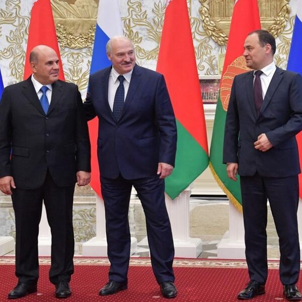 Wordt Wit-Rusland binnenkort gewoon Rusland?