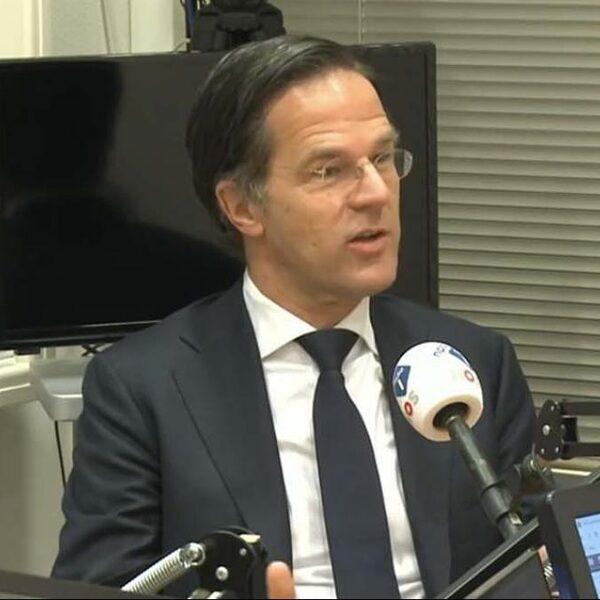 Rutte bij Radio 1 Journaal: geen kerncentrale in Groningen