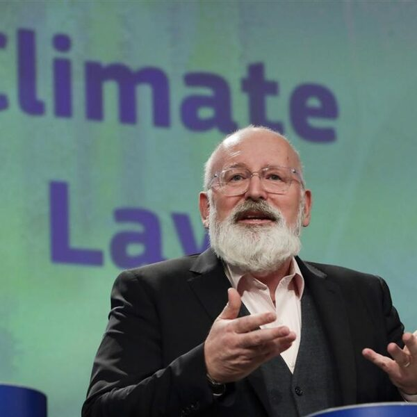 'Straks is het klimaat gered, maar Europa verloren!'