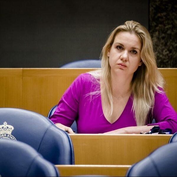 Femke Merel van Kooten over de plannen van de Partij voor de Toekomst