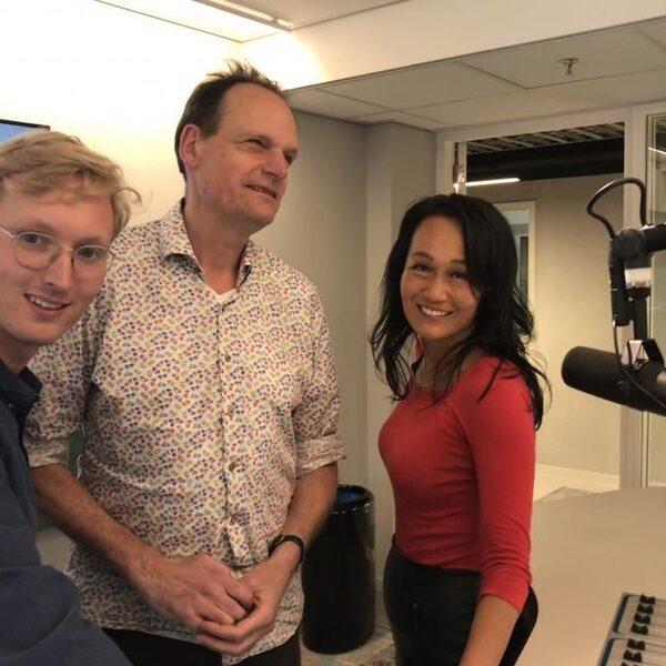 Acht nieuwe podcasts bij NPO Radio 1 tijdens De Week van de Podcast