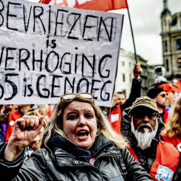 Kabinet, werkgevers en vakbonden sluiten principeakkoord over pensioenen