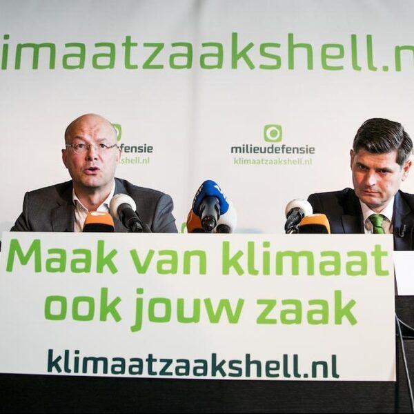 Directeur Milieudefensie over zaak tegen Shell: 'Dit gaat gevoeld worden'