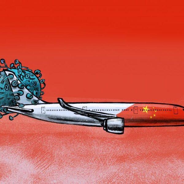 Honderden boze berichtjes na cartoon over coronavirus