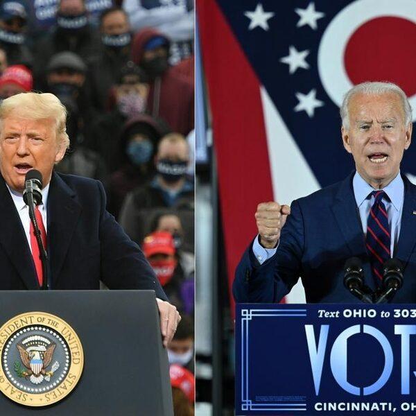 Wordt het Trump of Biden? 'Ze zijn allebei niet de Messias'