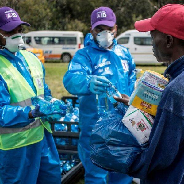 Heeft Zuid-Afrika tijdens corona lessen getrokken uit de aidsepidemie?