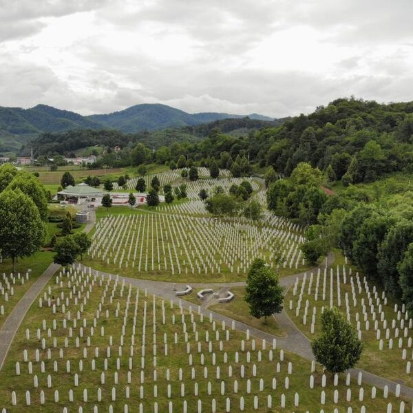 Wat gebeurde er in Srebrenica in juli 1995?