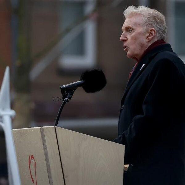 Boris Dittrich over speech Van Duin: 'Emancipatie is geen rustig bezit'