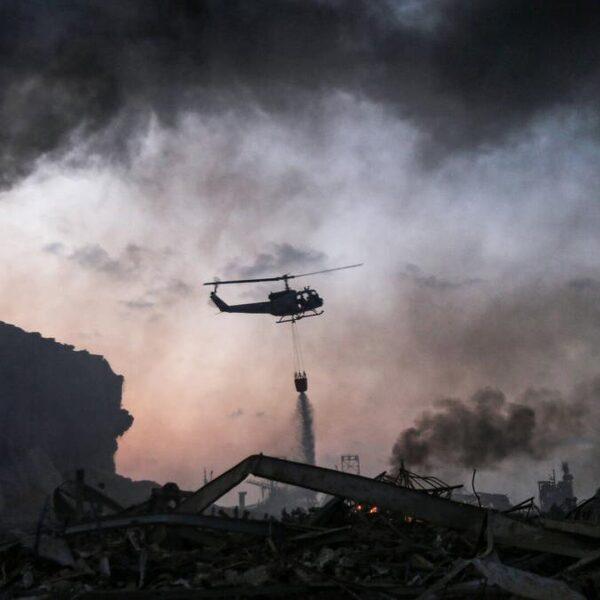Ontploffing Beiroet vermoedelijk veroorzaakt door ammoniumnitraat