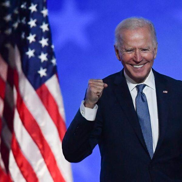 Stand.nl: 'Amerika is beter af met Joe Biden als president'