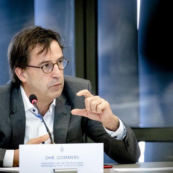 Diederik Gommers: 'Vaccinatieplan liet te lang op zich wachten, er moet meer tempo in'