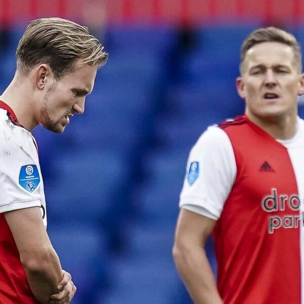 Feyenoord niet langs Heracles Almelo