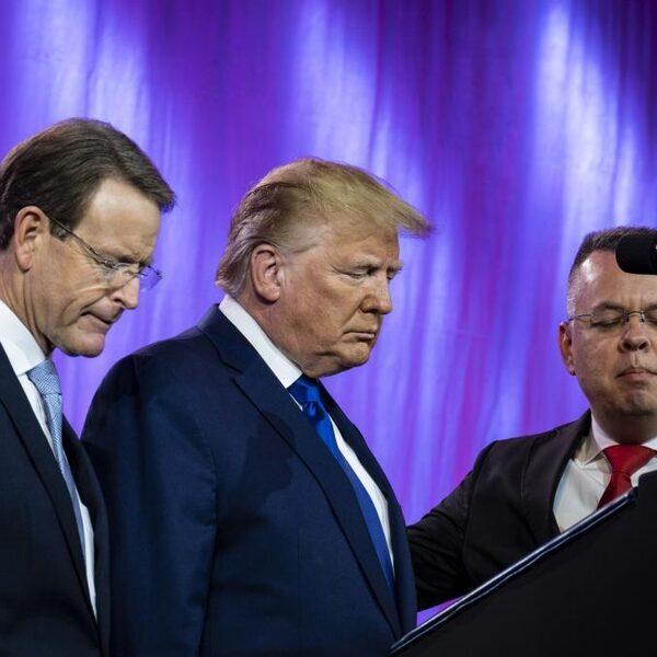 Waarom is Trump voor zoveel christenen 'God's president'?