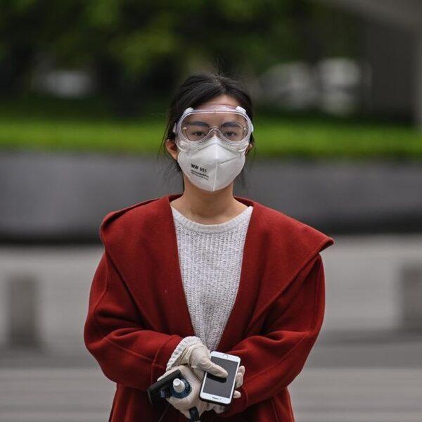 China wil laten zien: het leven komt weer op gang