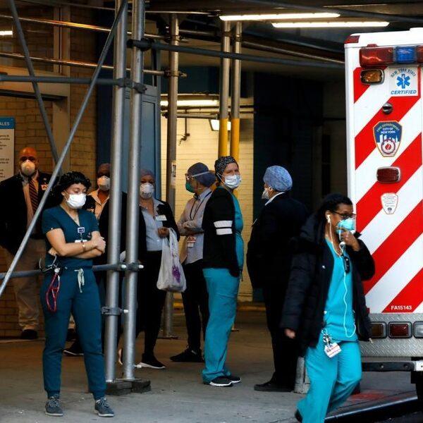 Nederlandse arts werkend in New York: 'zelfs patiënten in de cafetaria'