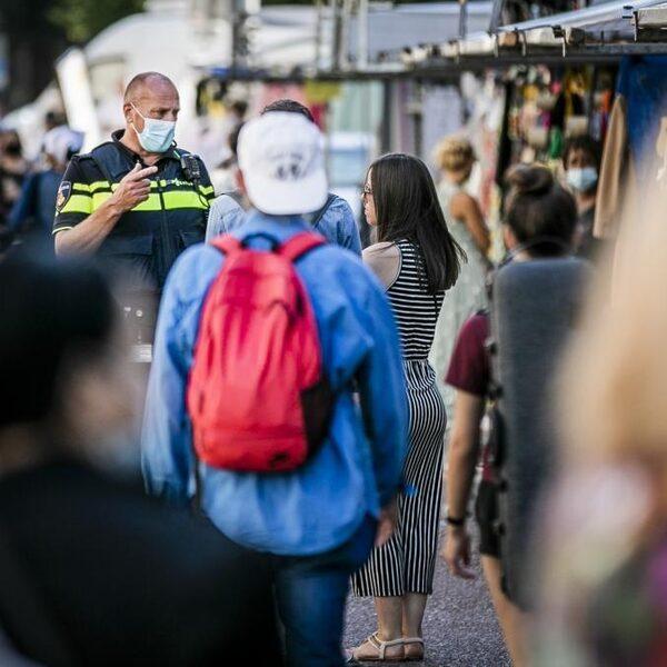 Politiebond: 'Coronaregels worden komende tijd strikter gehandhaafd'