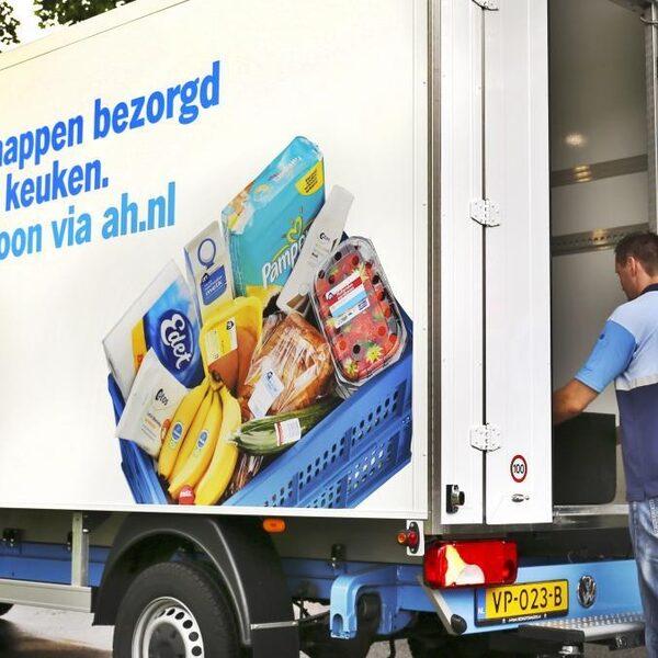 Omzet online supermarkten groeit vanwege coronavirus explosief, maar winst blijft uit