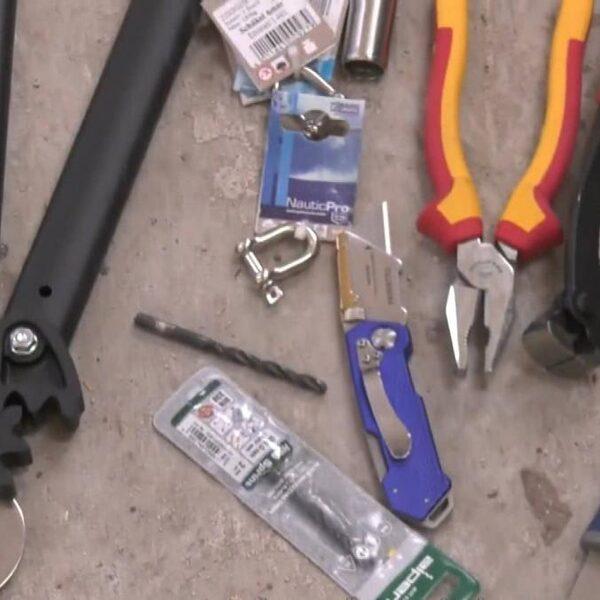 Politie geeft meer details over 'martelcontainers' Wouwse Plantage