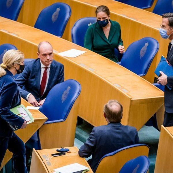 'In de rauwe politieke arena van de Tweede Kamer is het de ervaring die telt'