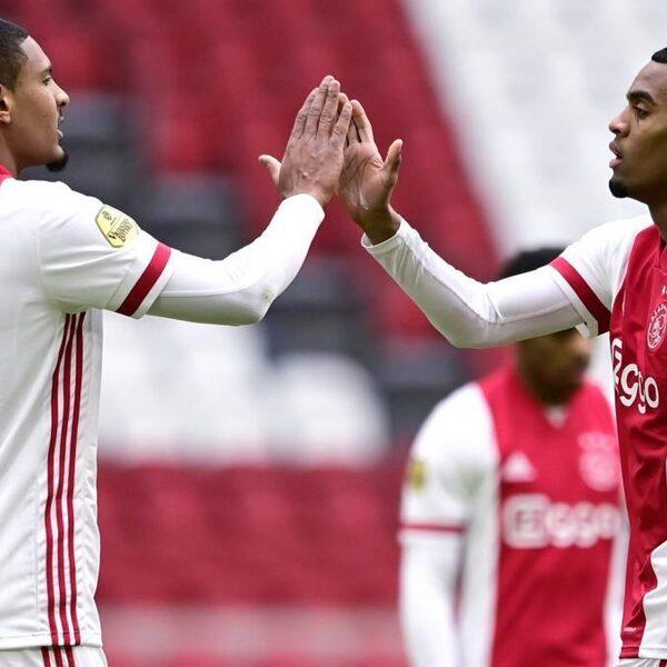 Ajax komt niet in de problemen tegen FC Groningen