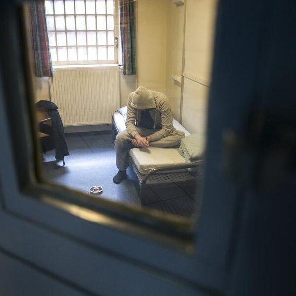 Corona in de gevangenis