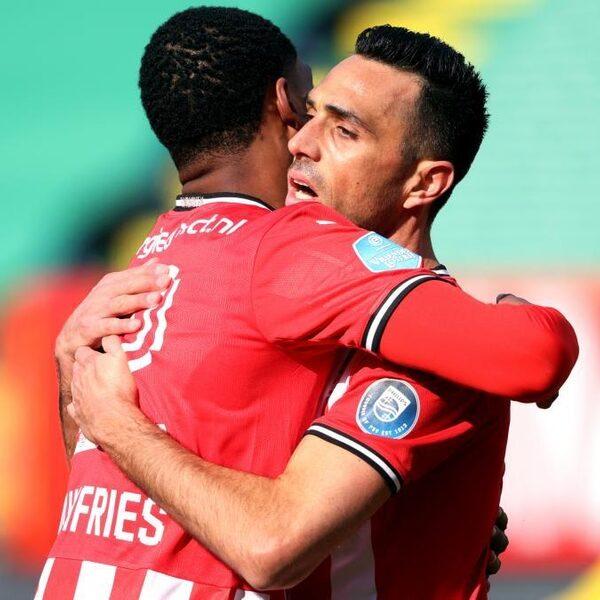 PSV treft gemakkelijker doel dan Fortuna Sittard, Madueke terug met beauty
