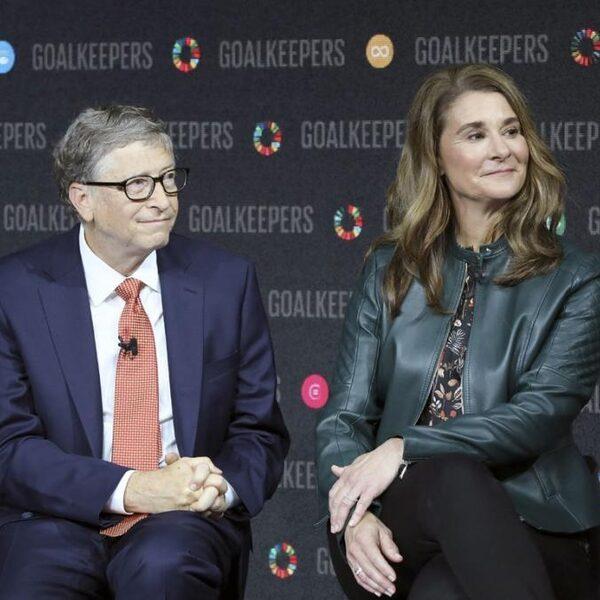 Podcast De Dag: het powerkoppel Bill en Melinda Gates