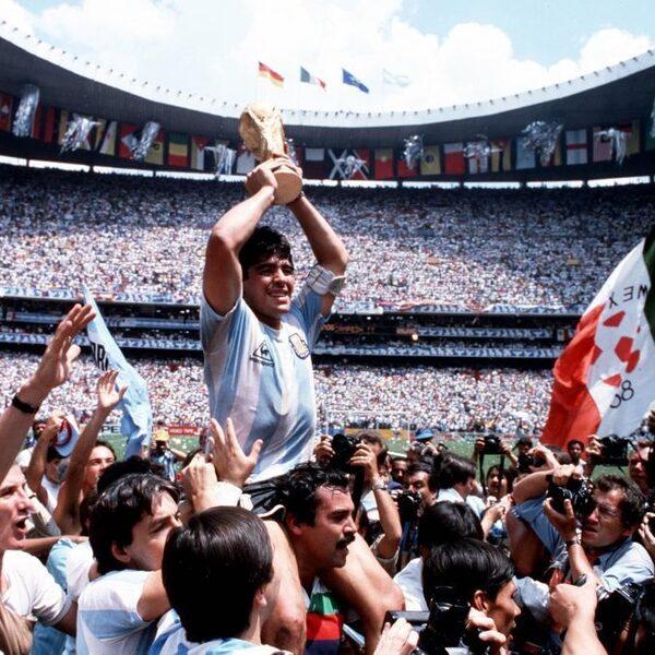 'Maradona zien was fascinerend maar ook verdrietig makend'