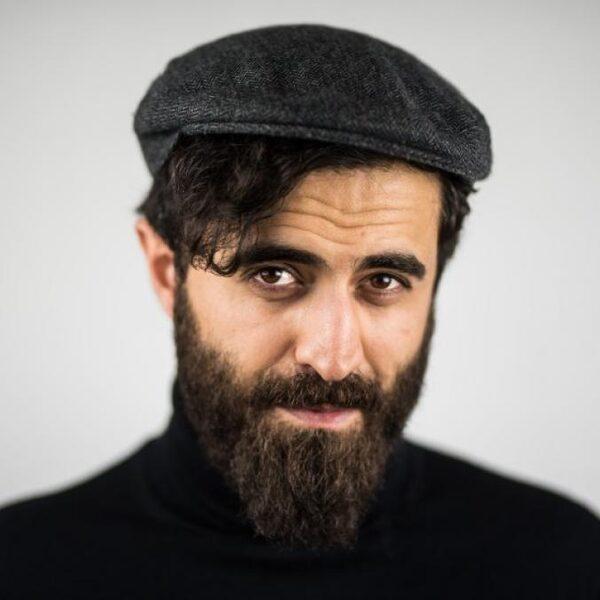 Saman Amini: 'Succes haalt niet de pijn weg'