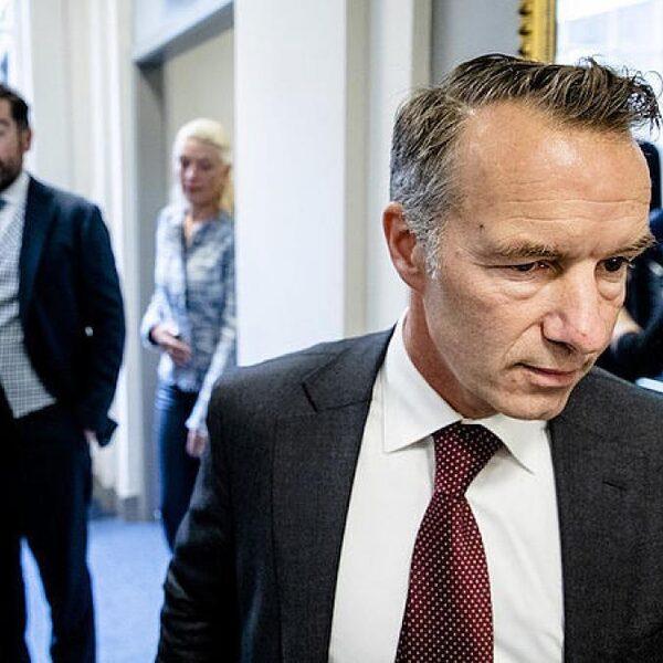 Van Haga door als eenmansfractie in de Kamer, coalitie meerderheid kwijt