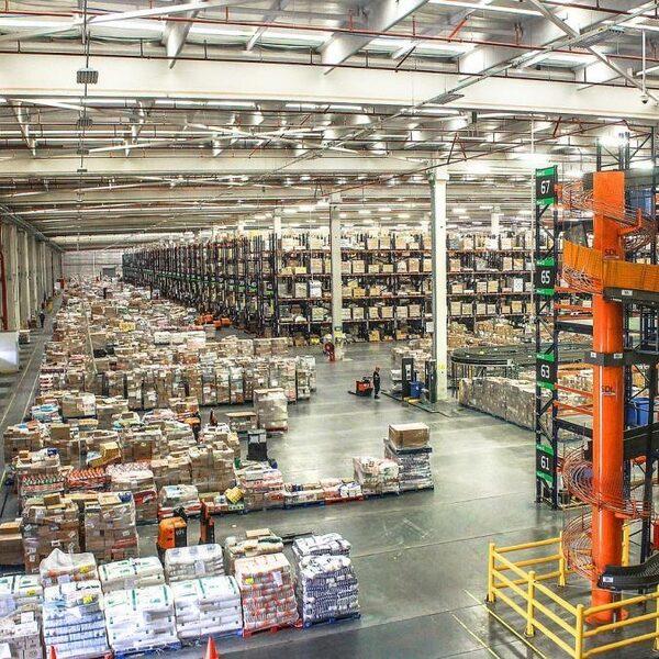 Het aantal distributiecentra in Nederland loopt uit de klauwen