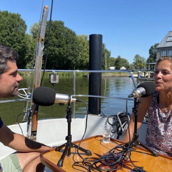 Lobke Berkhout: 'Ik heb mezelf in de boot weer terug gevonden'