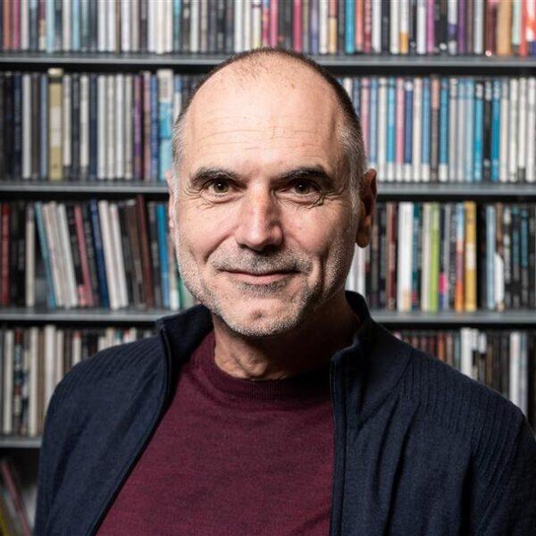 Leo Blokhuis: 'De opwinding van muziek zit op een onuitspreekbaar niveau'