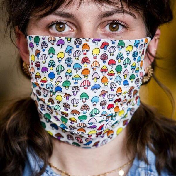 Damiaan Denys: 'Mondkapjes zijn symbool geworden voor een veiligheidsgevoel'