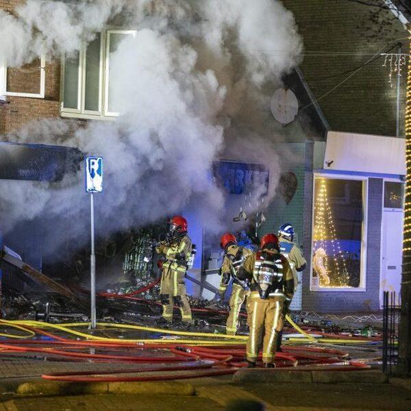 Explosies in Heeswijk-Dinther en Aalsmeer bij Poolse supermarkten