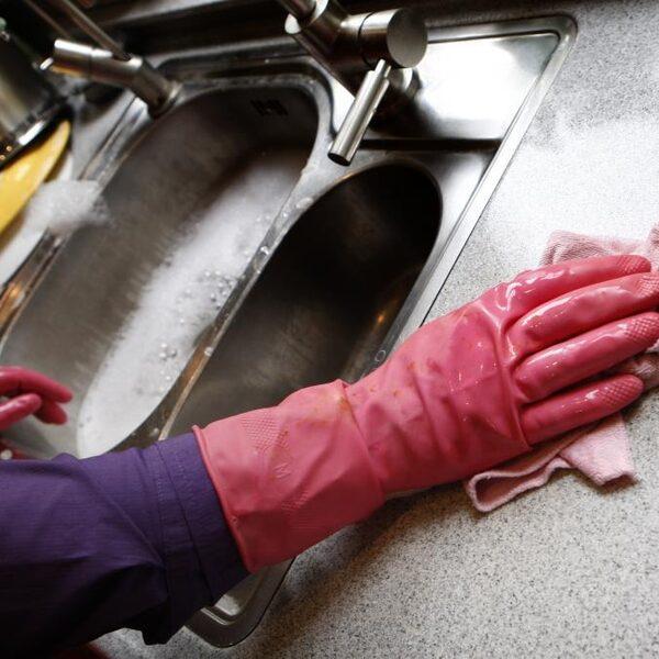 Je keuken schoonmaken met deze 4 tips: zo doe je dat
