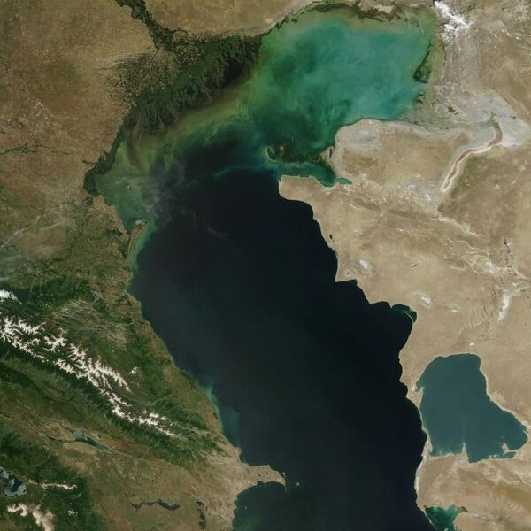 Kaspische zee krimpt: verwoestend effect op mens en natuur