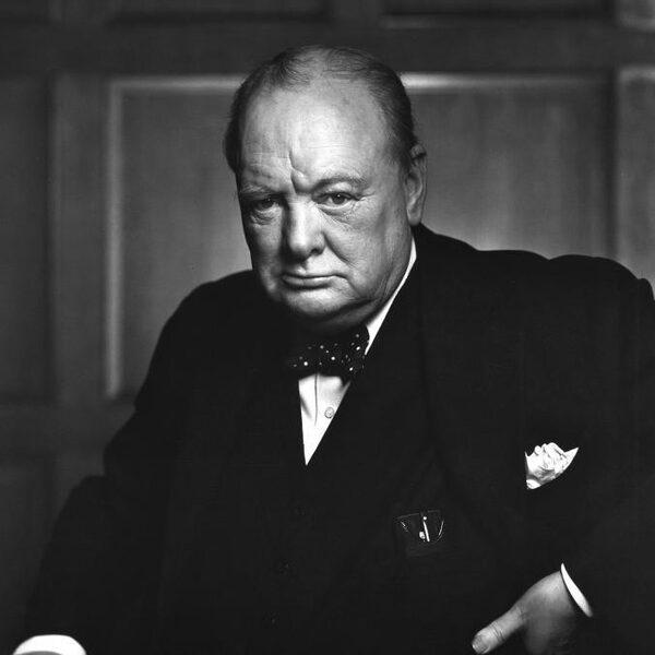 Hoe Churchill zowel Trump als Johnson baarde