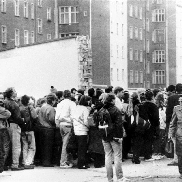 30 jaar sinds de val van de Berlijnse Muur