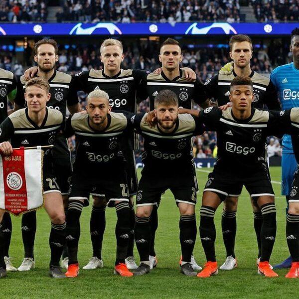 Luister Ajax - Tottenham Hotspur live op NPO Radio 1