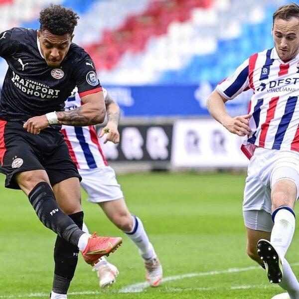 Zege PSV op Willem II, Zahavi ontbrak door gewapende overval op gezin
