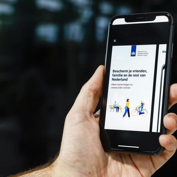 Kees Verhoeven (D66): 'De app heeft geen zin als je niet kan testen'