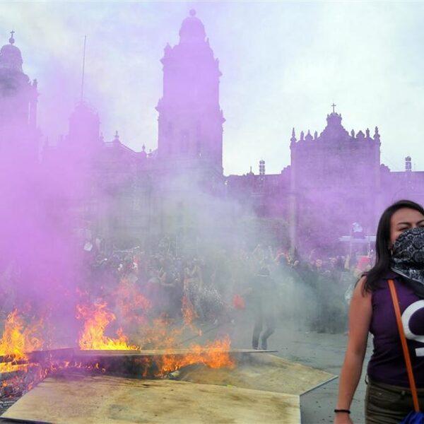 Vrouwen staken in reactie op Mexicaans machogeweld
