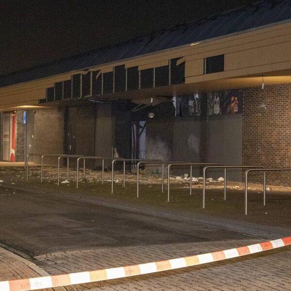 Weer ontploffing in Poolse supermarkt, deze keer in Beverwijk