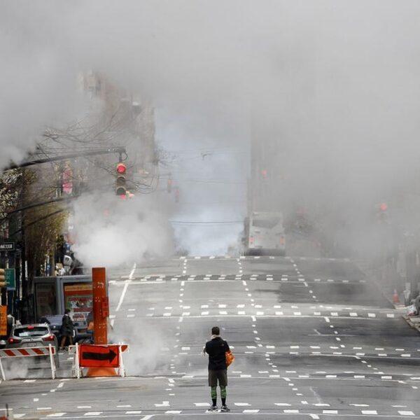 Uitzonderlijk stil in New York: 'Op een rare manier unheimisch'