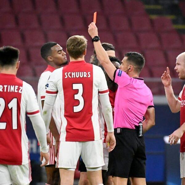 Pover Ajax uitgeschakeld in Champions League
