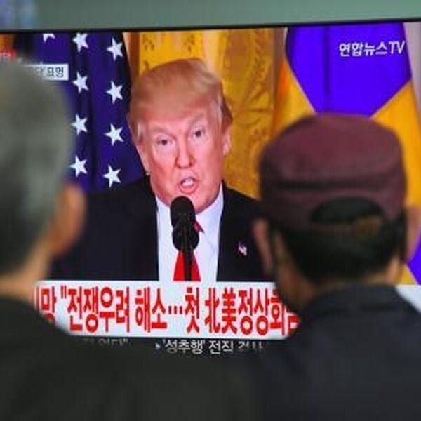 Trump accepteert uitnodiging van Kim Jong-un